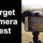 Target Camera Video Test