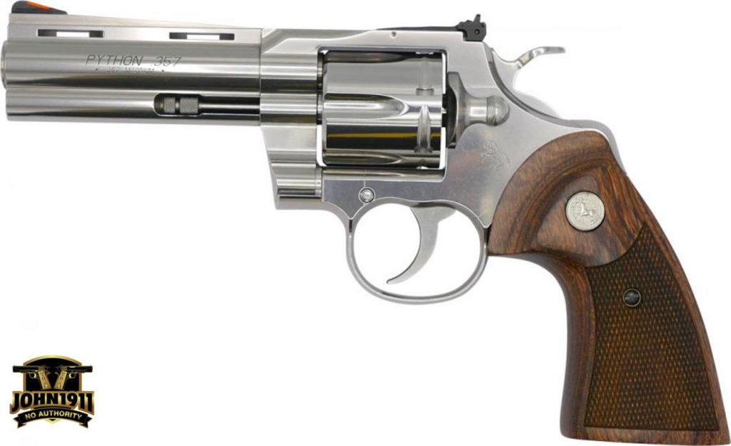The 2020 Colt Python. My thoughts.