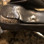 Keepers Concealment Cracked Holster. The Keeper. AIWB holster cracked. Broken holster.
