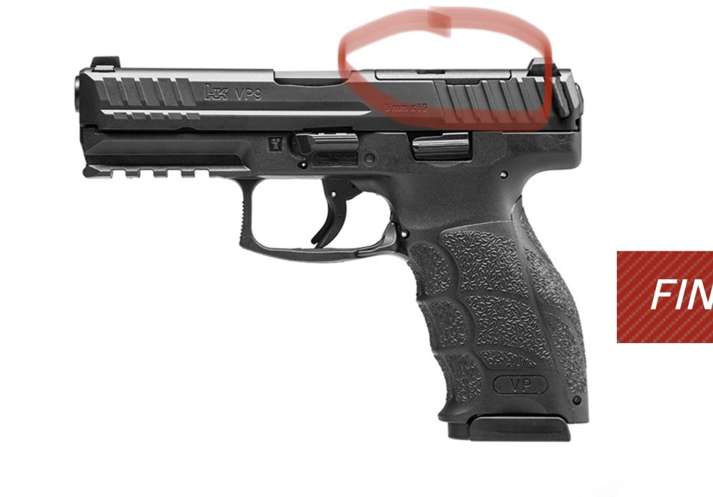 HK Vp9 with factory RDS cut.