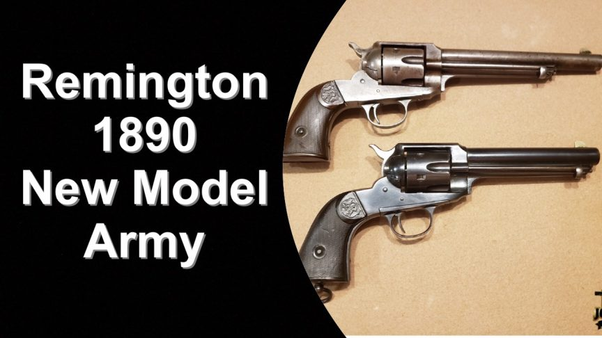 Remington 1890 New Model Army