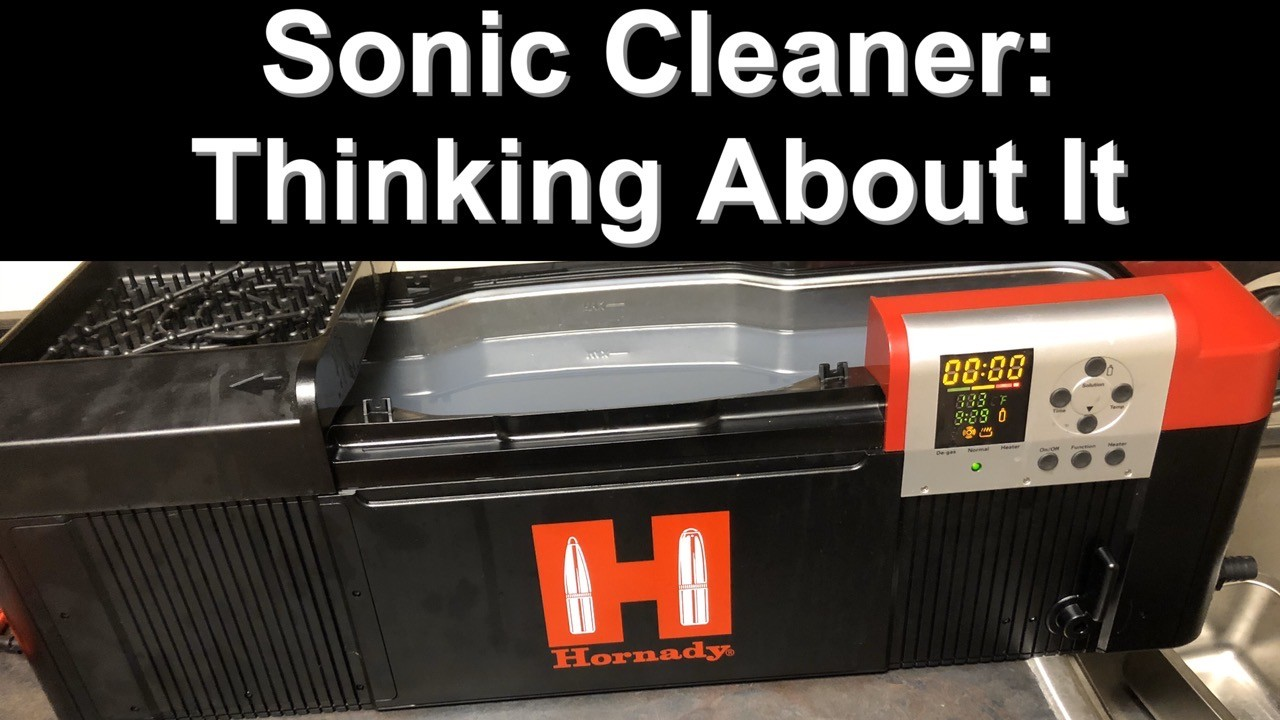 Sonic Cleaner