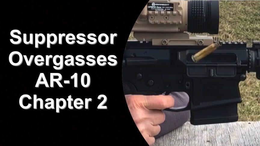 Suppressor overgas chapter 2