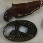 Belt Buckle Guns Cody Firearms Museum