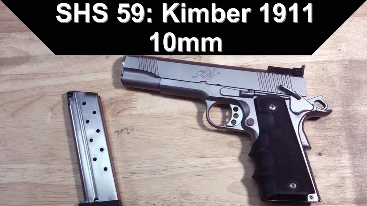 Kimber 10mm