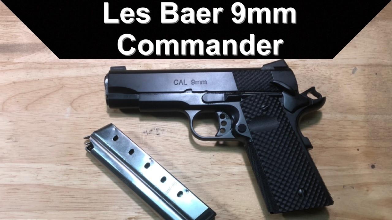 Les Baer 9mm 1911 SHS 60
