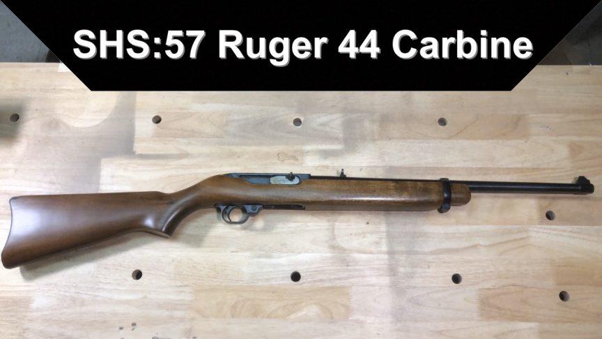 SHS57 Ruger Model 44
