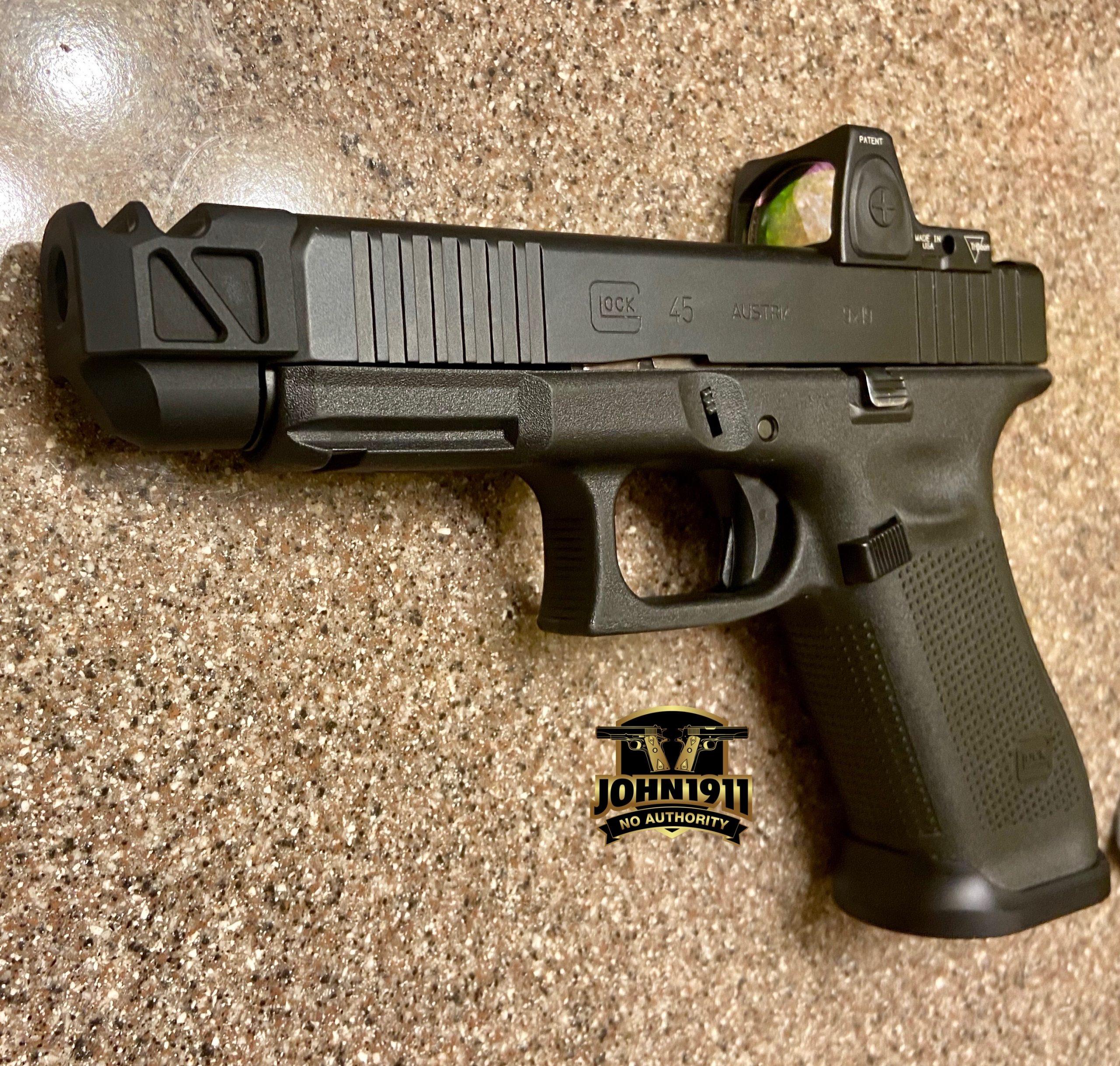 Glock 45 Roland Special Parker Mountain Machine RDS