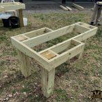 Police Range Bench Upgrades