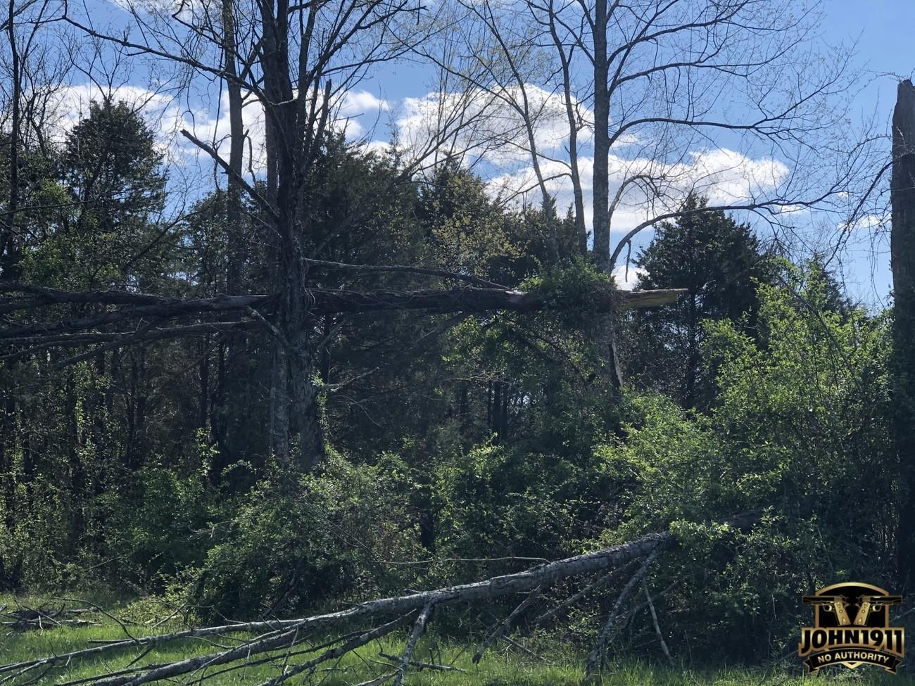 John1911 Storm Damage April 2020