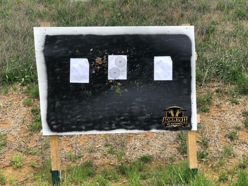 POTD - Painting Target Backer