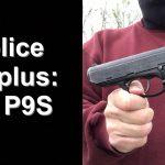 HK P9S Police Surplus