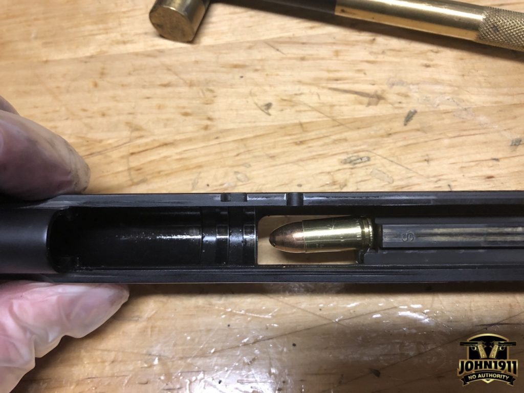 Tuning Ed Brown 1911 Extractor