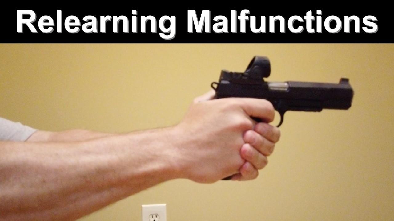Relearning Malfunctions