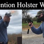Retention Holster Work