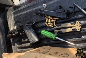 STI - Staccato missing link and pin. Stake link pins 1911.