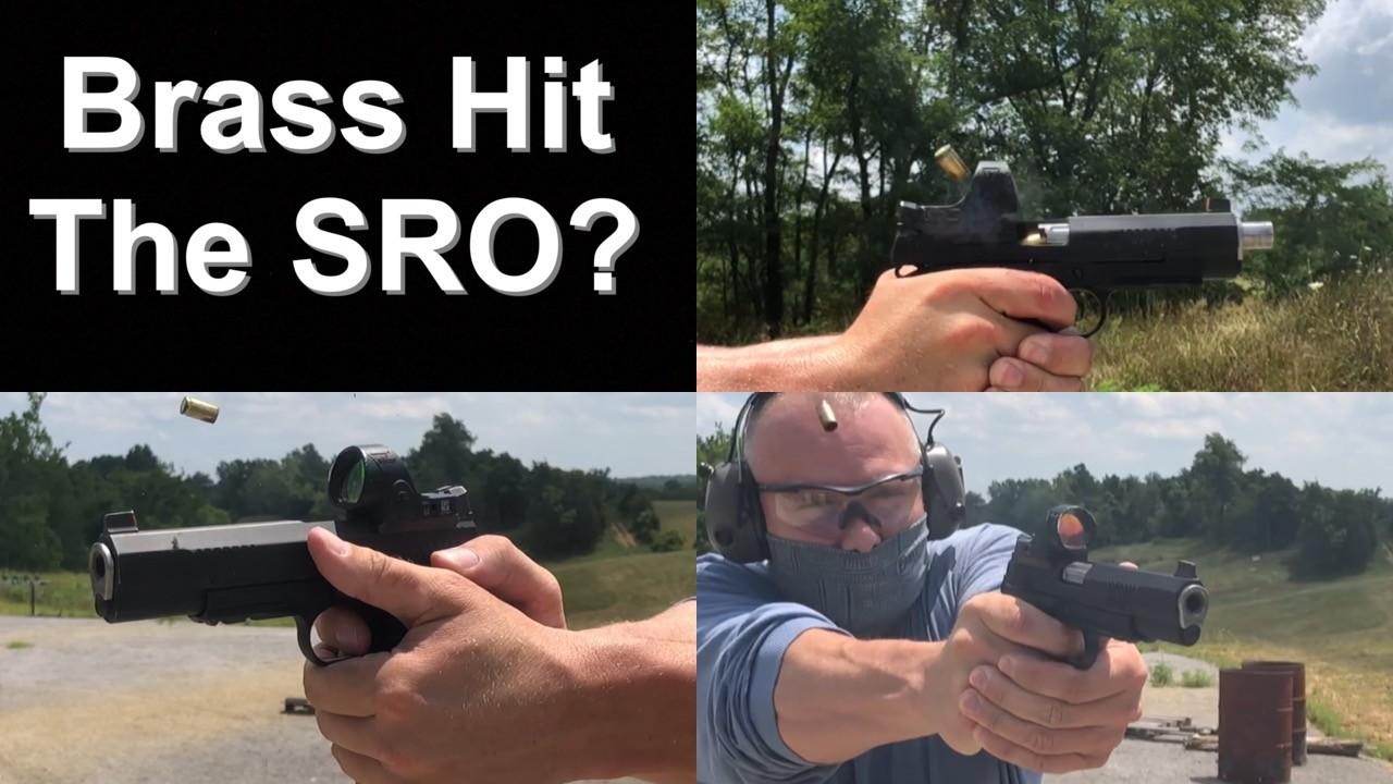 Does Brass Hit the SRO - EDC X9L