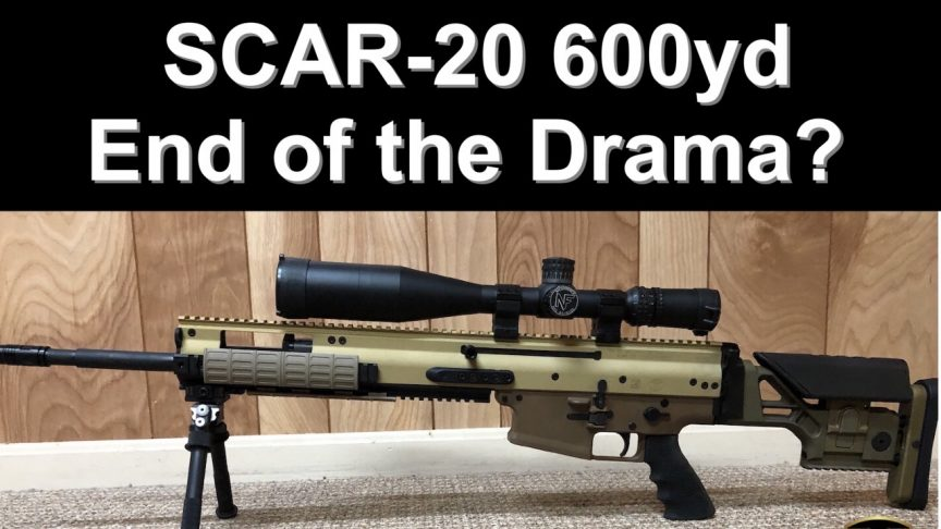 SCAR-20 End of the Drama