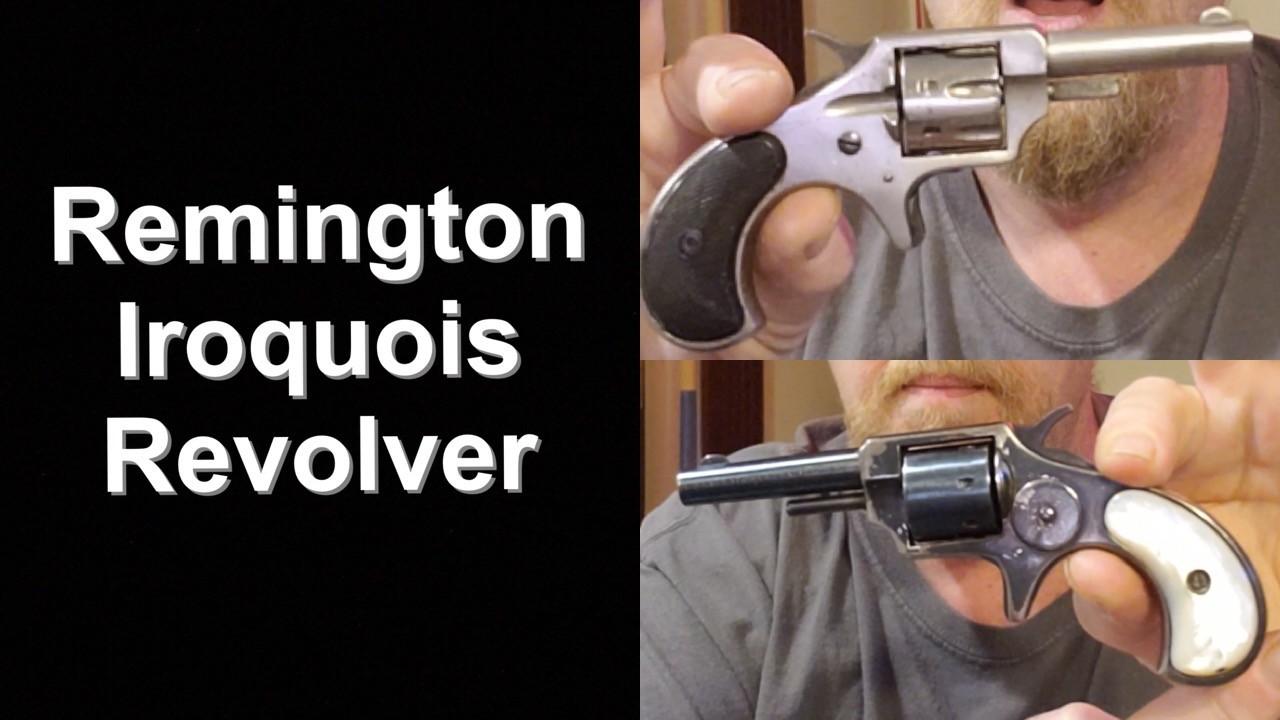 Thumb - Remington Iroquois Revolver