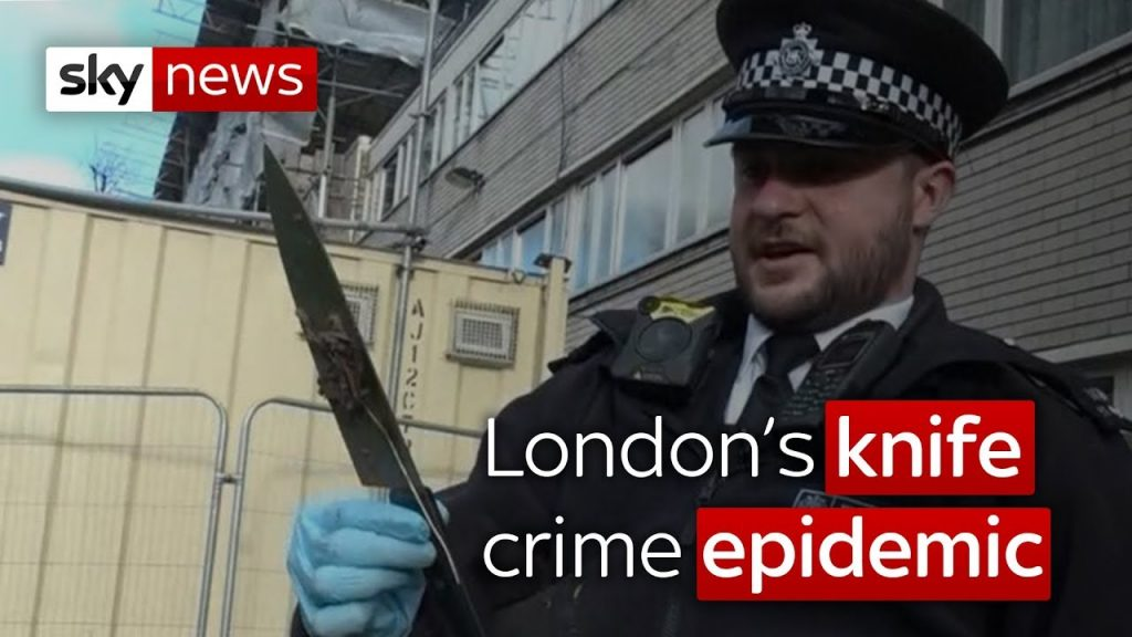London Knife Epidemic.