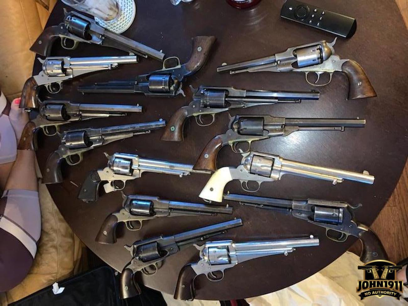 More Remington Guns