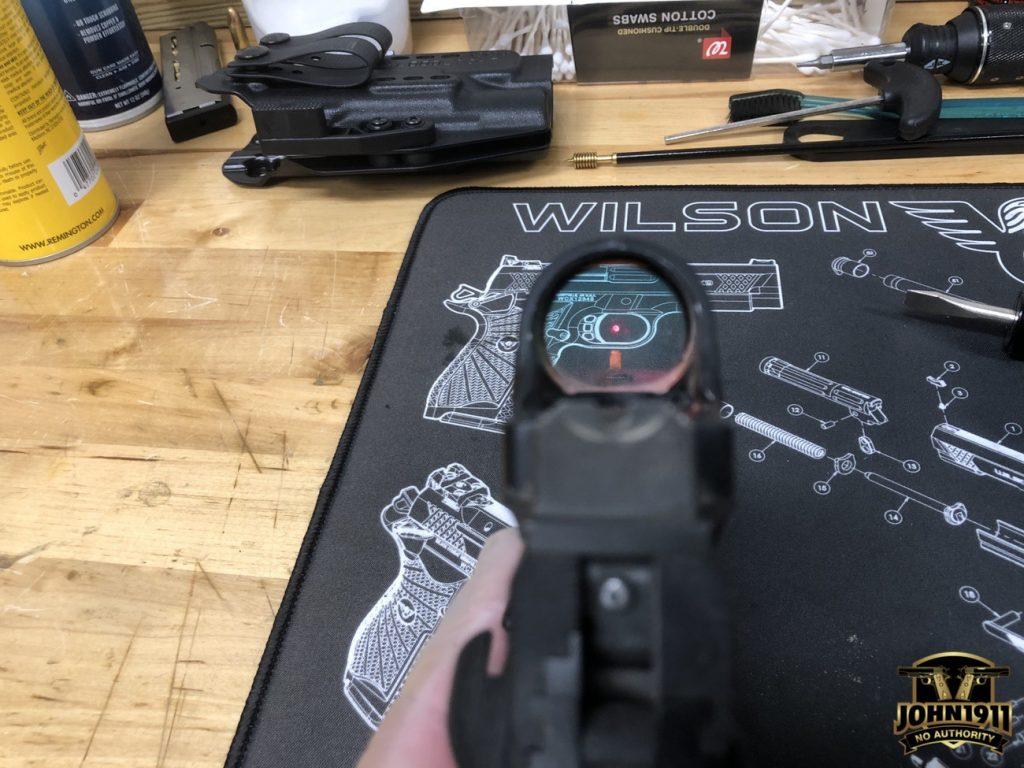 RDS Pistol Battery Selection. Energizer vs Duracell.