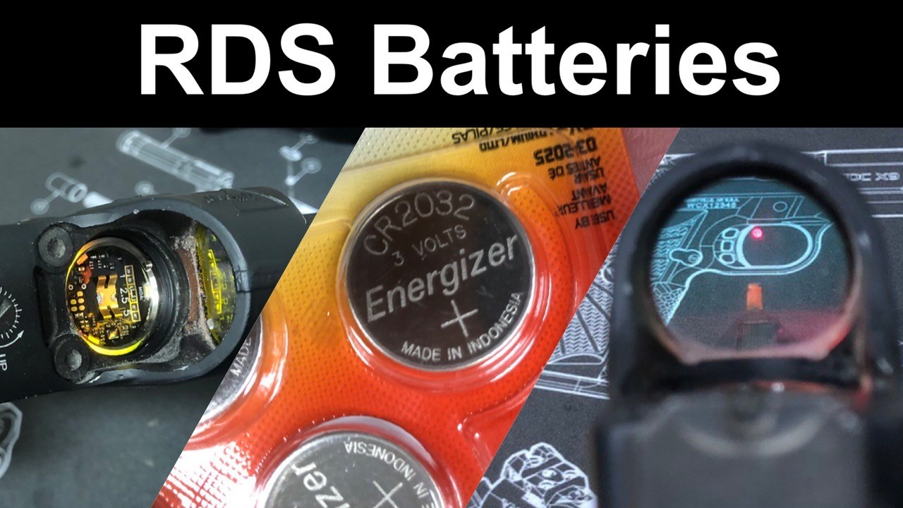 RDS Battery Selection