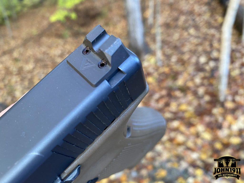 Glock 35 GEN4 FDE
