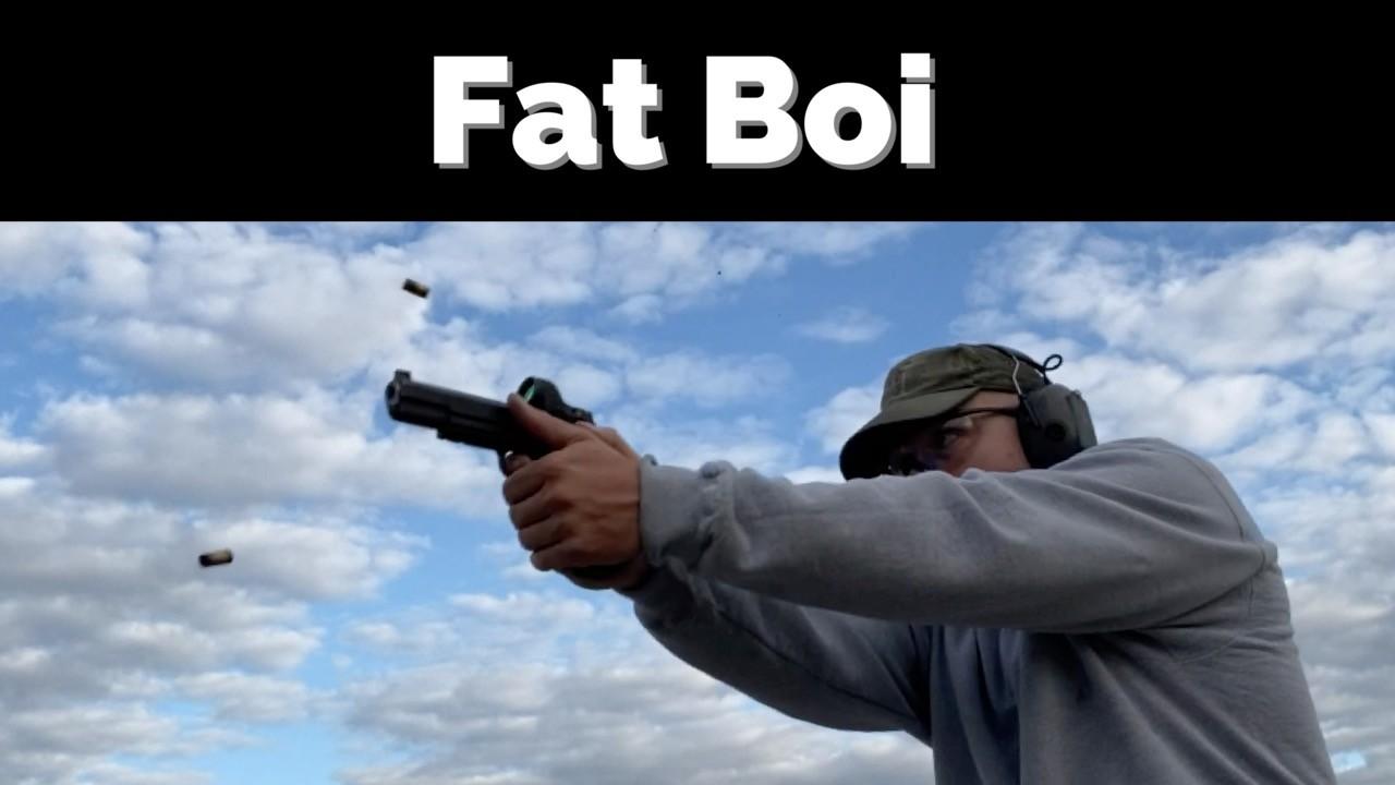 Fat Boi - Wilson Combat EDC X9L