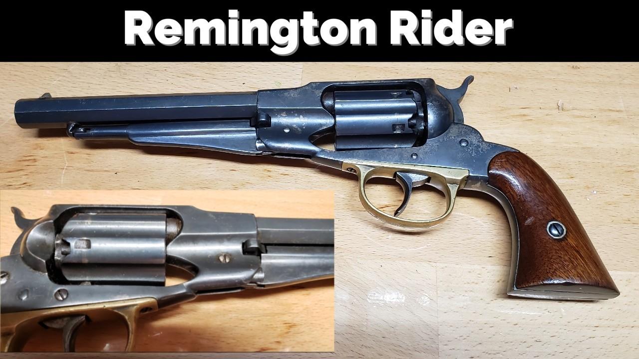 Remington Rider Revolver