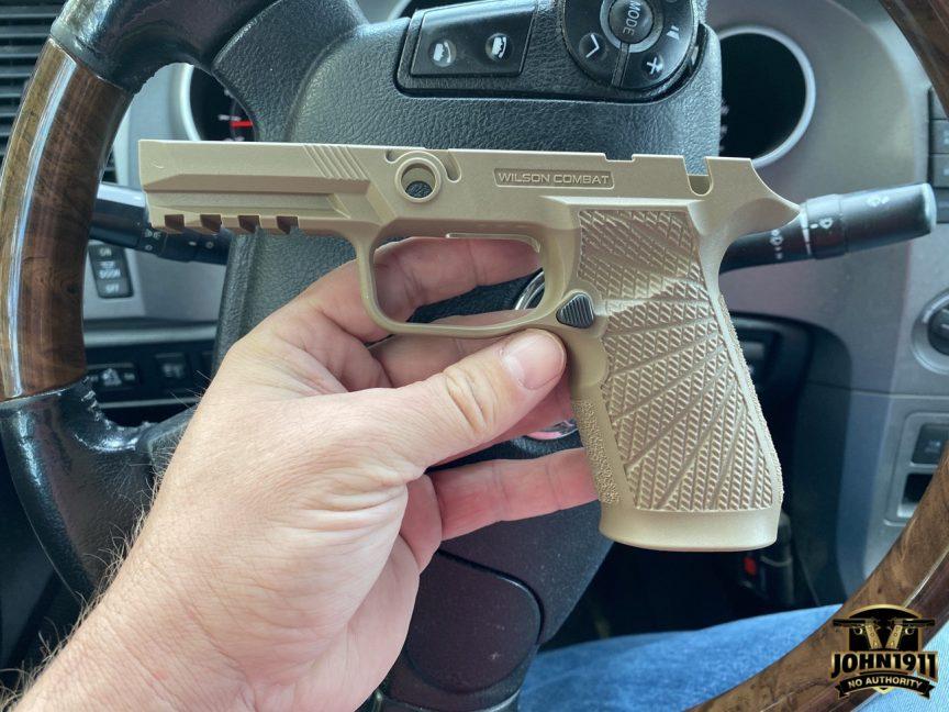 Wilson Combat M17 320 Grip Module