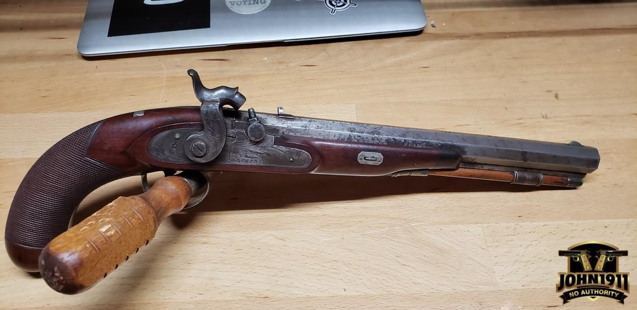 A.W. Spies Pistol