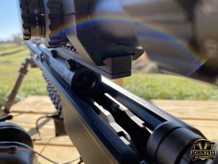 Shim rifle scope. Shim Rifle ring. Shim rifle base.