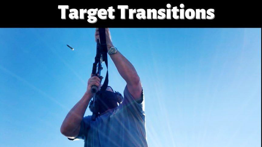 Target Transitions Geissele Trigger