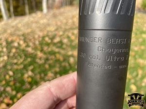 Thunder Beast suppressor
