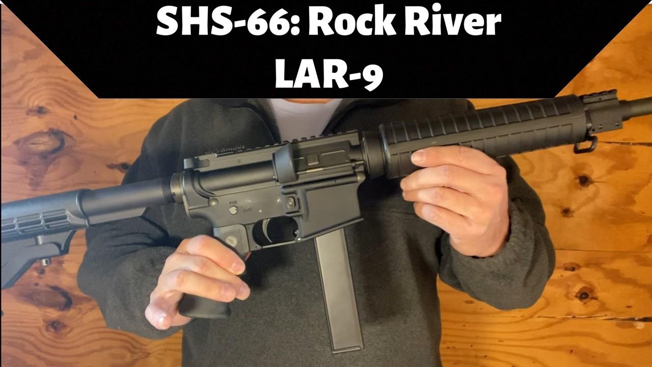 Second Hand Showcase: 9mm AR-15