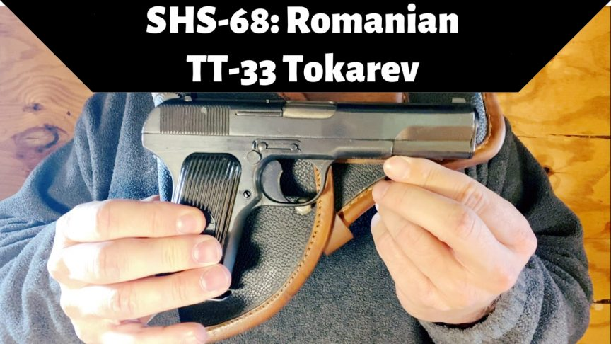 SHS-68 Romanian Tokarev