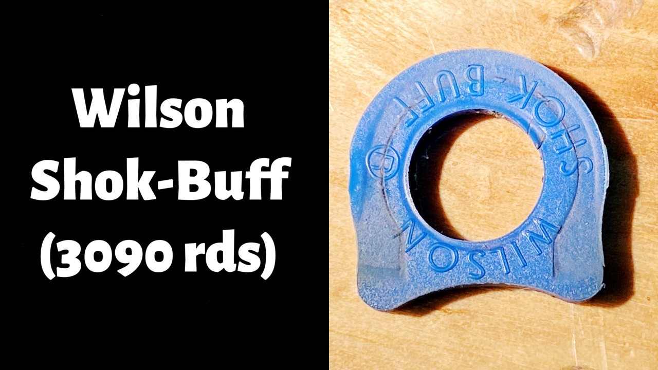 3090 SHOK-Buff. Wilson SHOK-Buff.