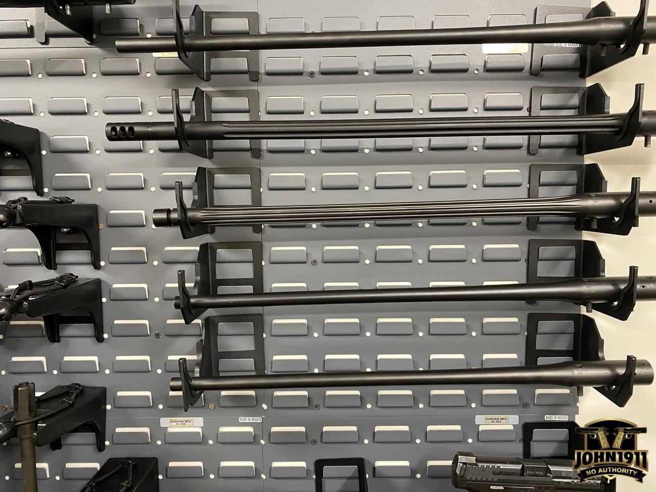 Horizontal Display Secureit Gun Storage