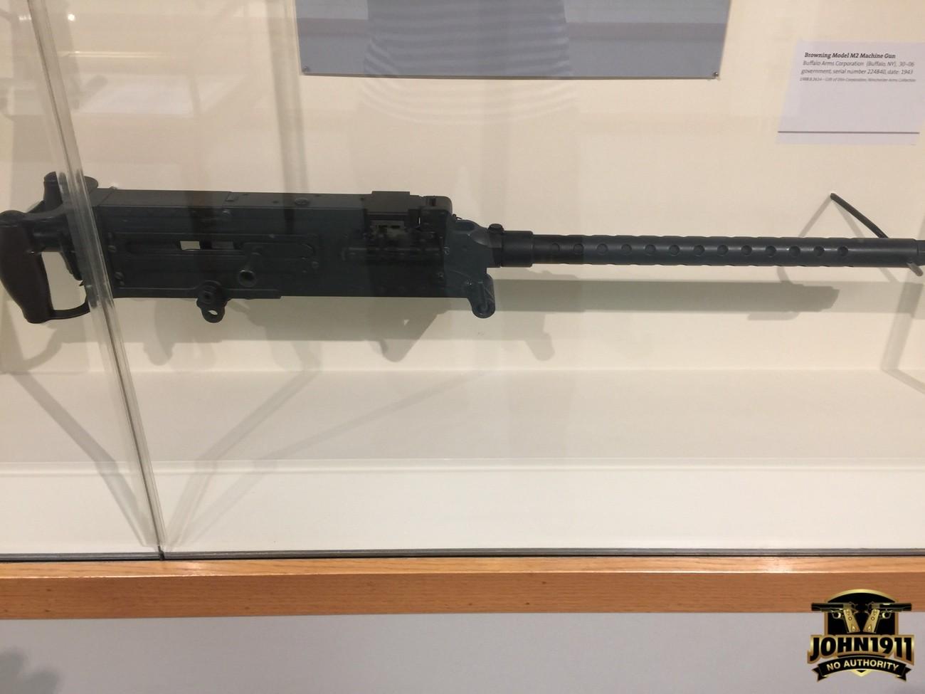 Browning M2 Machine Gun