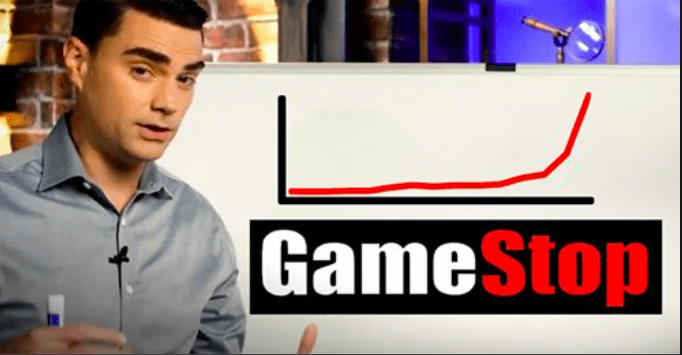 Ben Shapiro Explains Gamestop Short Selling.