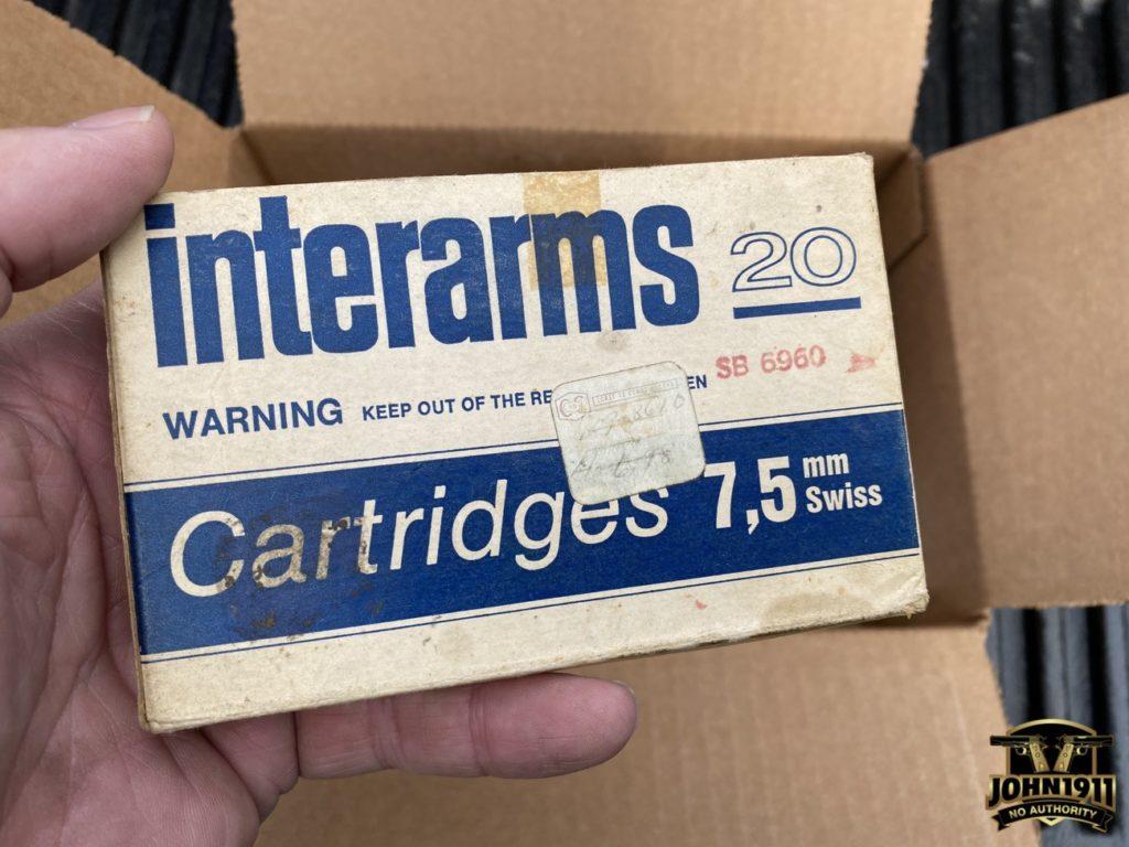 Sam Cummings Interarms