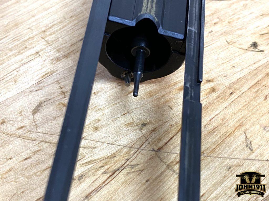 Inspecting Firing Pins