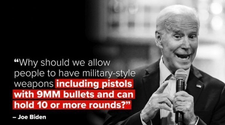 Joe Biden Gun Ban