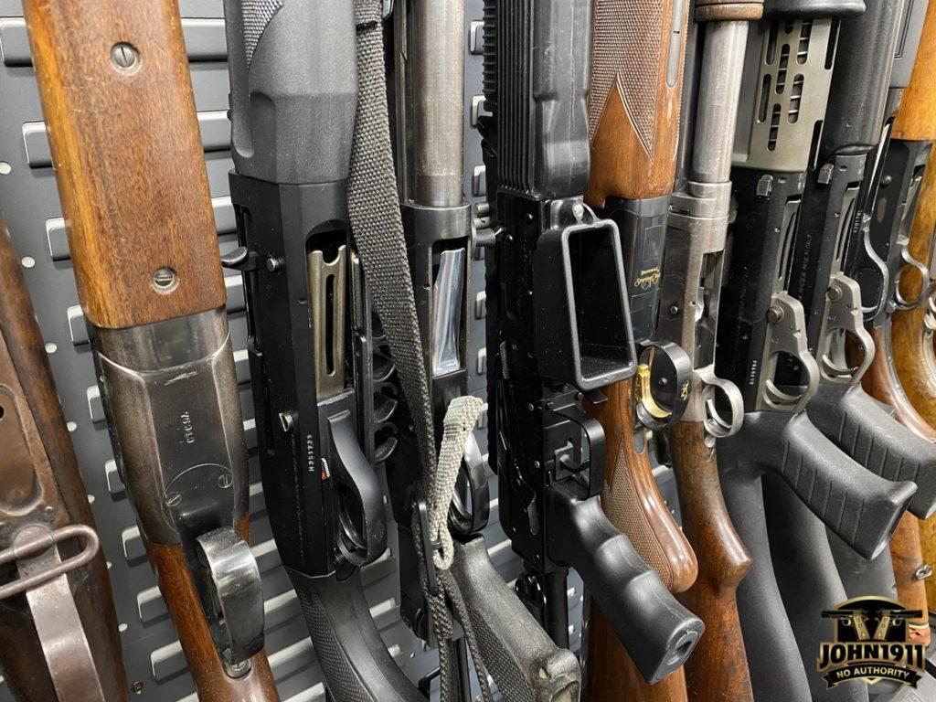 Shotgun Section