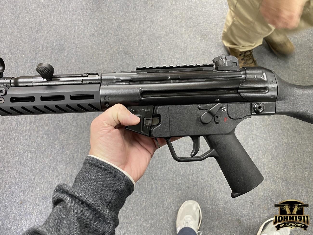 PTR MP5 Clone