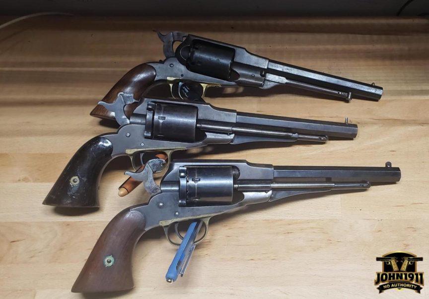 Remington Beals, Remington Beals-Navy, Remington Navy-New Model