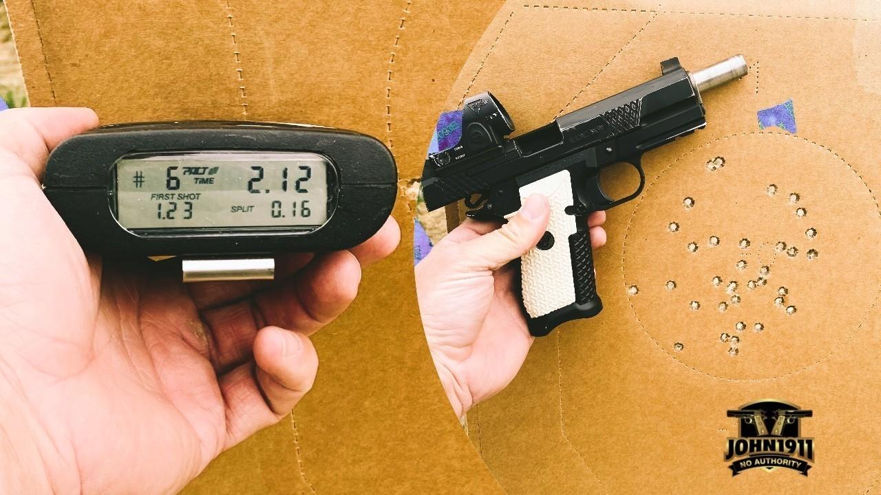 EDC X9L Bill Drill