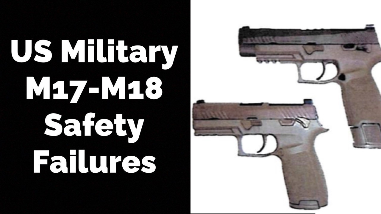 US DOD M17 PQDR Report