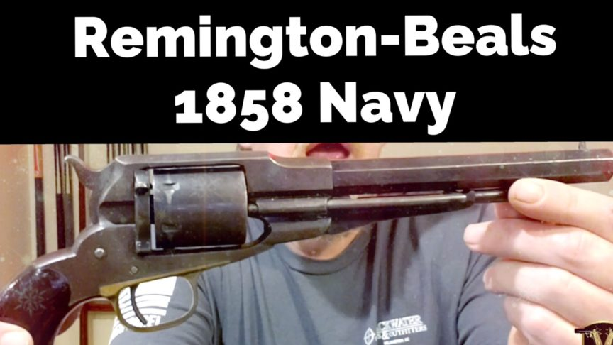 Remington-Beals Navy